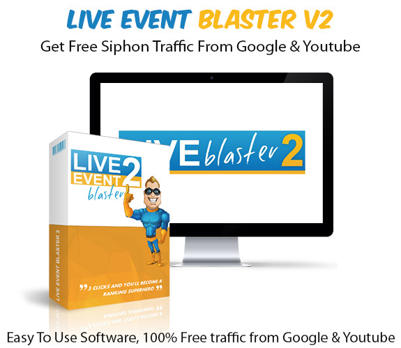Live Event Blaster v2.0 Pro Instant Download By Tom Yevsikov