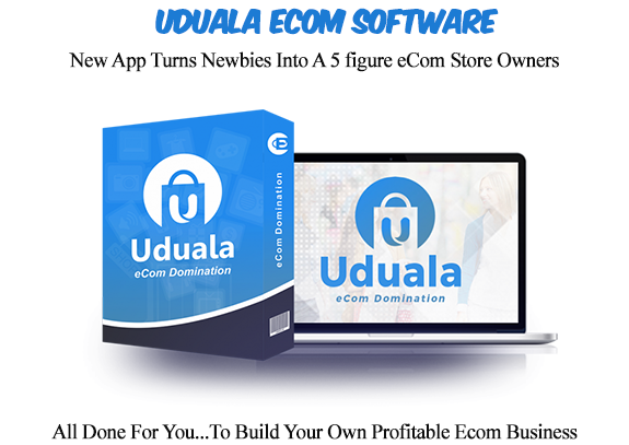 Uduala eCom Software Pro Instant Download By Victory Akpomedaye