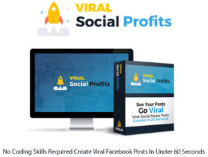 Viral Social Profits Software Pro Instant Download By Ian Ross
