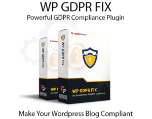 WP GDPR Fix WP Plugin Pro License Instant Download By Cyril Gupta
