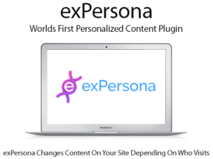 exPersona Plugin Pro License Instant Download By Kevin Byrne