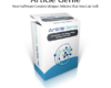 Article Genie 100% Commercial License Instant Download By Luan Henrique