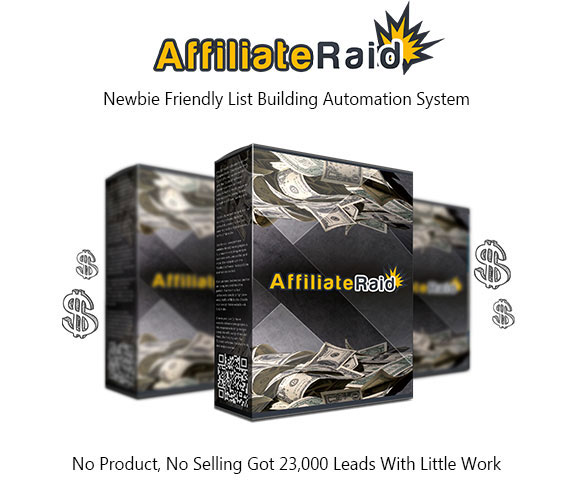 Affiliate Raid Software Instant Download Pro License By Richard Fairbairn