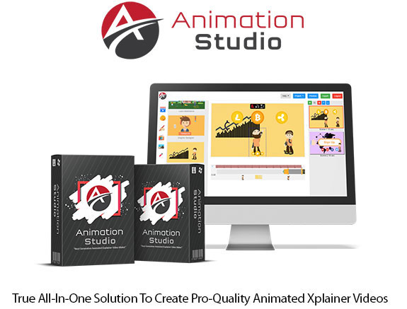 AnimationStudio Software Instant Download Pro License By Todd Gross