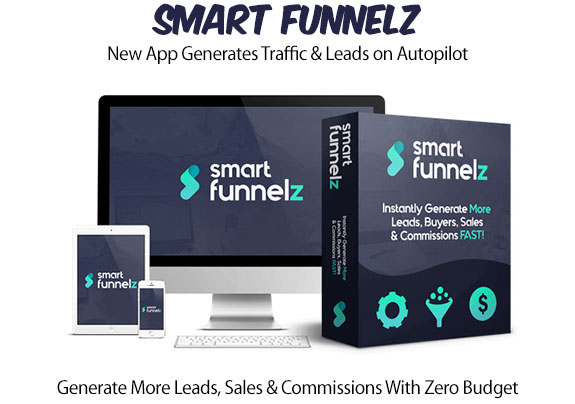 Smart Funnelz Software Pro License Instant Download By Glynn Kosky
