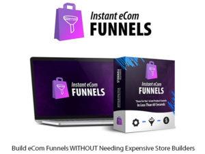 Instant eCom Funnels Pro Lifetime Access! By Glynn Kosky