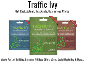 Traffic Ivy Software Instant Download Pro License By Cindy Donovan