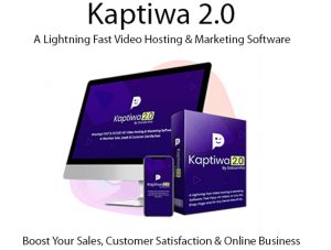Kaptiwa 2.0 Pro Edition 100% Back Door Access By Todd Gross