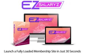 EZ SalaryZ Software Instant Download Pro License By Mosh Bari