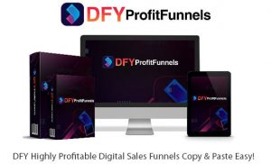 DFY Profit Funnels Software Instant Download By Glynn Kosky