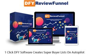 DFY Review Funnel Software Instant Download By Victory Akpos
