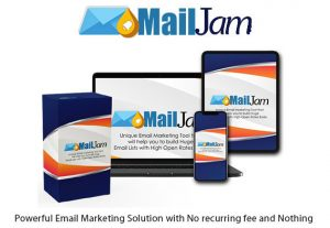 MailJam Email Marketing Software Instant Download By Uddhab Pramanik
