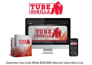 Tube Gorilla Software Instant Download Pro License By Dan Ashendorf