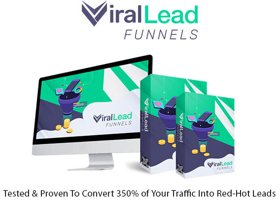 Viral Lead Funnels Software Instant Download Pro License By Ifiok Nkem