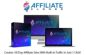 Affiliate Cloner Software Instant Download Pro License By Rich Williams