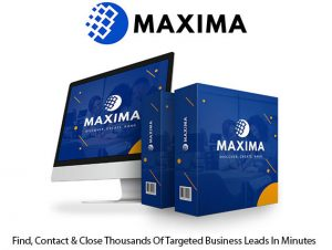 Maxima Smart Software Instant Download Pro License By Mo Miah