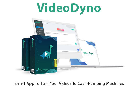 VideoDyno Software Instant Download Pro License By Abhi Dwivedi