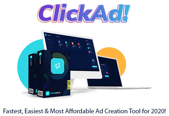 ClickAd Ad Creation Software Instant Download By Abhi Dwivedi