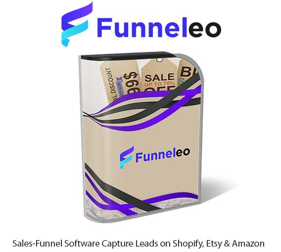 Funneleo Sales-Funnel Software Pro Instant Download By Cindy Donovan