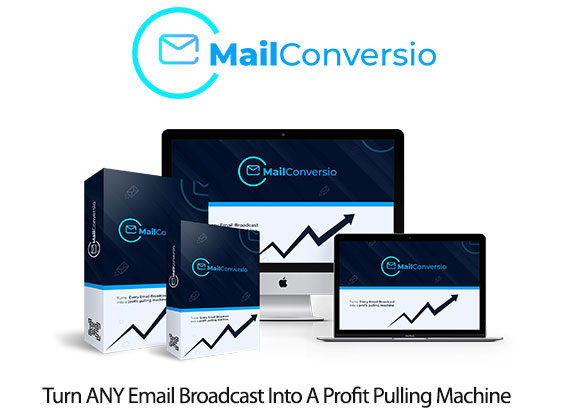 MailConversio Email Software Instant Download Pro By Ifiok Nkem