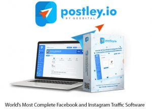 Postley 20-in-1 Traffic Software Instant Download By Jai Sharma