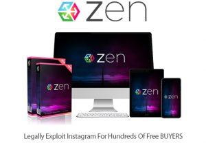 Zen Instagram Software Instant Download Pro License By Billy Darr