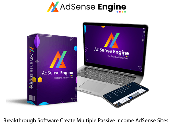 AdSense Engine Software Instant Download Pro License By Amit Gaikwad