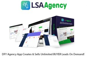 LSA Agency Software Instant Download Pro License By Victory Akpos