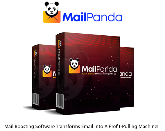 MailPanda Mail Boosting Software Instant Download By Daniel Adetunji