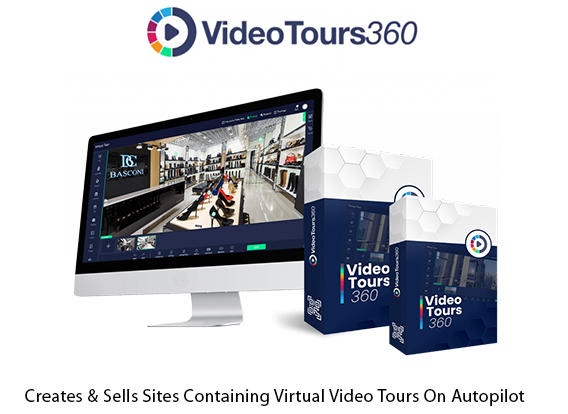 VideoTours 360 Software Instant Download Pro License By Ifiok Nkem