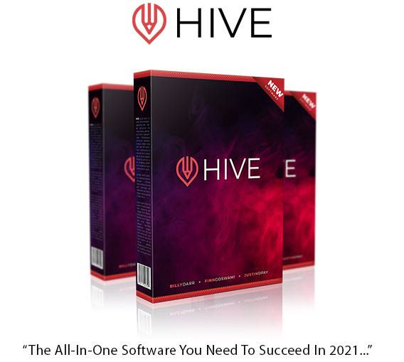 Hive Software Pro License Instant Download By Billy Darr