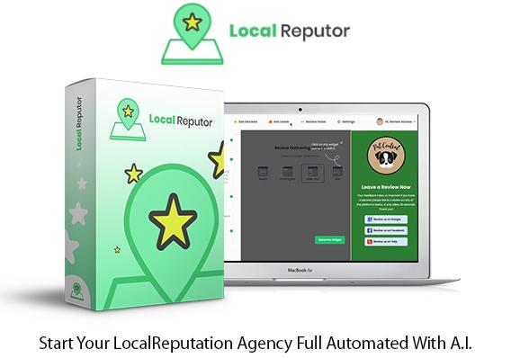 LocalReputor Software Instant Download Pro License By Ben Murray