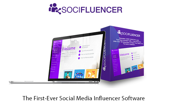 SociFluencer Agency Software Pro Instant Download By Victory Akpos