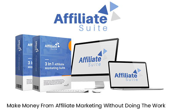 Affiliate Suite Software Instant Download By Misan Morrison