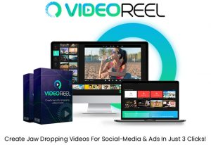 VideoReel Software Instant Download Pro License By Abhi Dwivedi